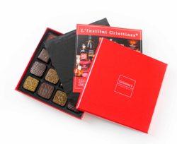 Boîte 16 Chocolats Ouverte WEB
