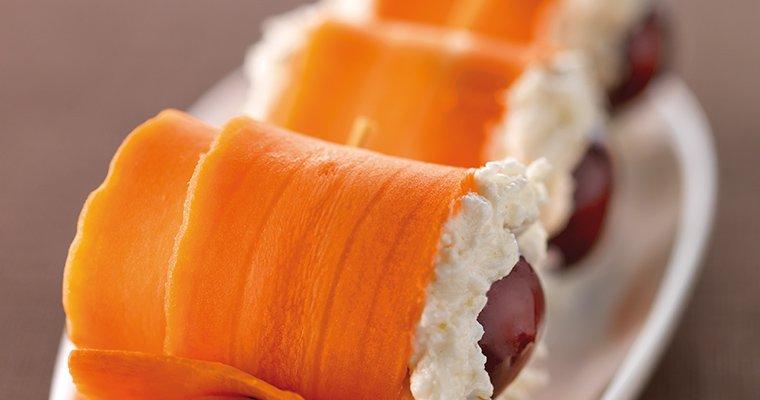 Makis de carottes & Griottines®
