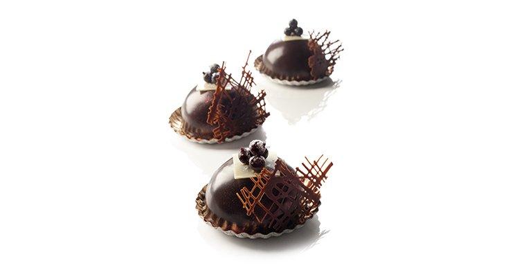 Criolait chocolat-cassis-framboise