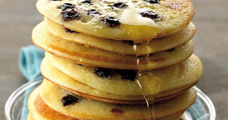Pancakes aux Cassis Peureux®