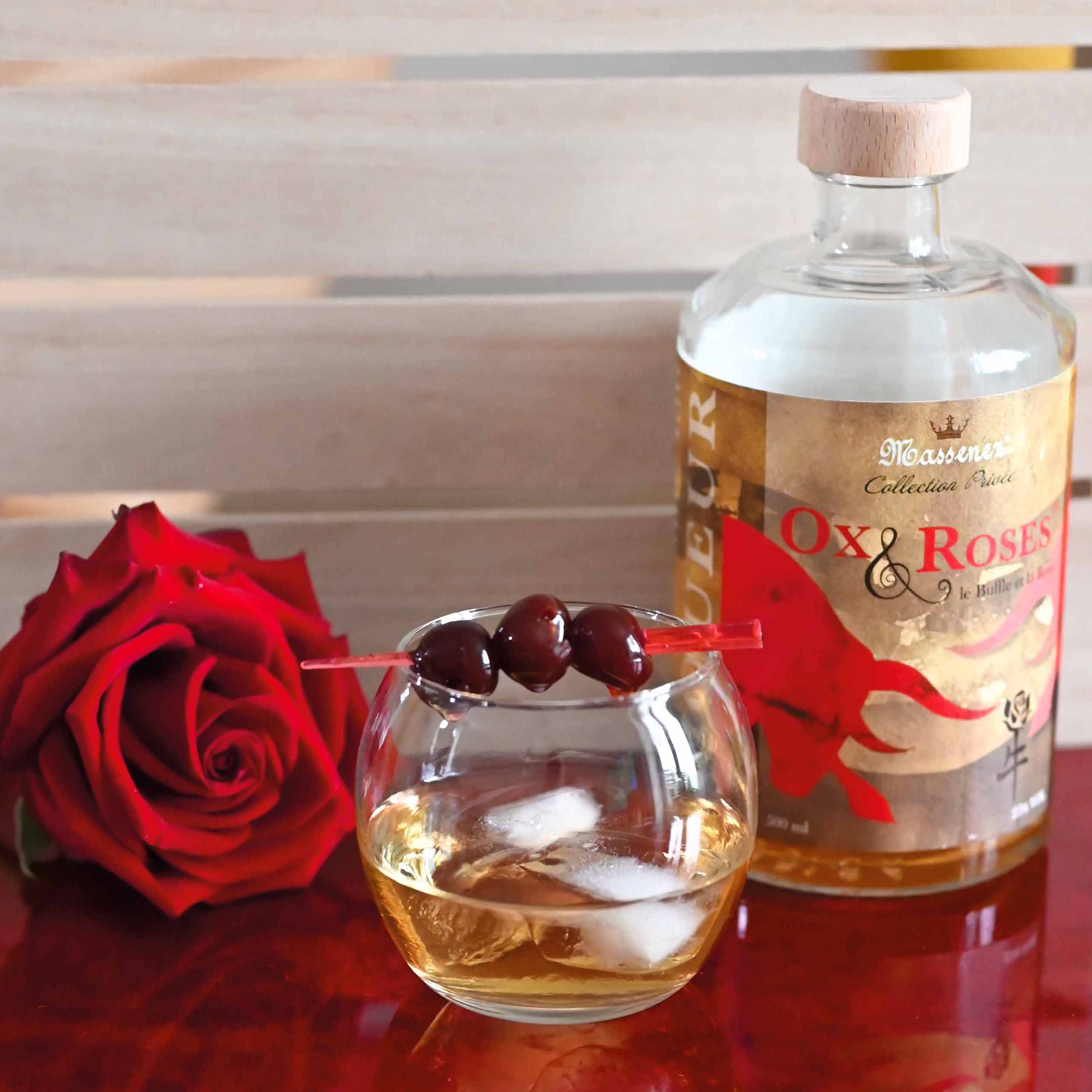 Ox & Roses pure