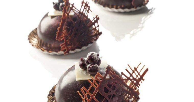 Criolait chocolat cassis framboise